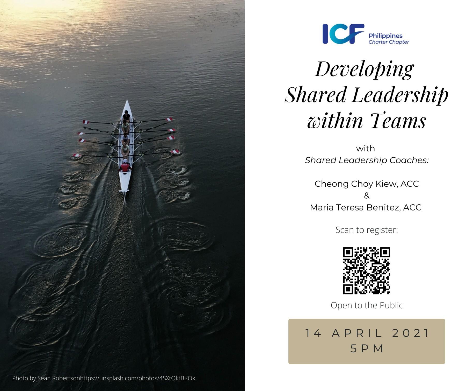 Developing Shared Leadership